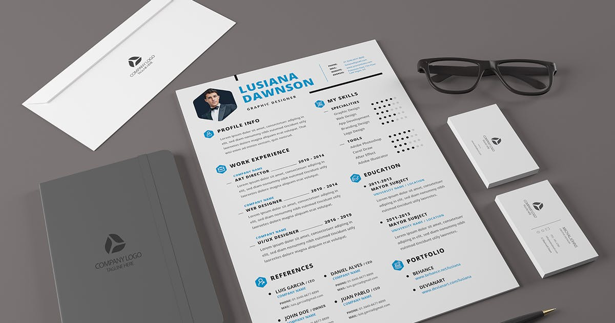 Download CV Resume by youwes