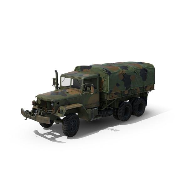 Thumbnail for Military Half-Ton Truck