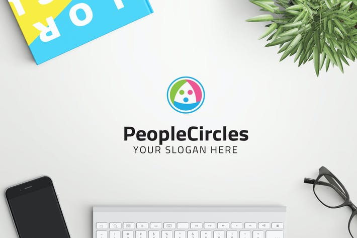 Thumbnail for PeopleCircles professional logo