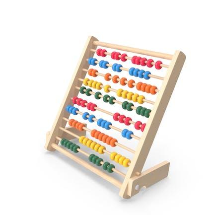 Niños Educativo Madera Abacus