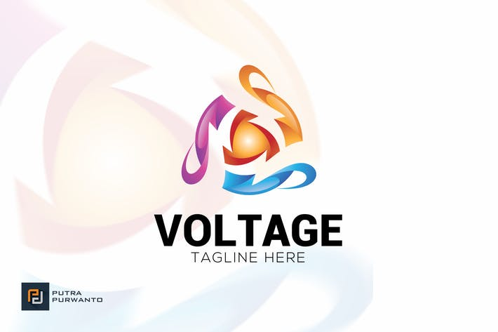 Thumbnail for Voltage - Logo Template