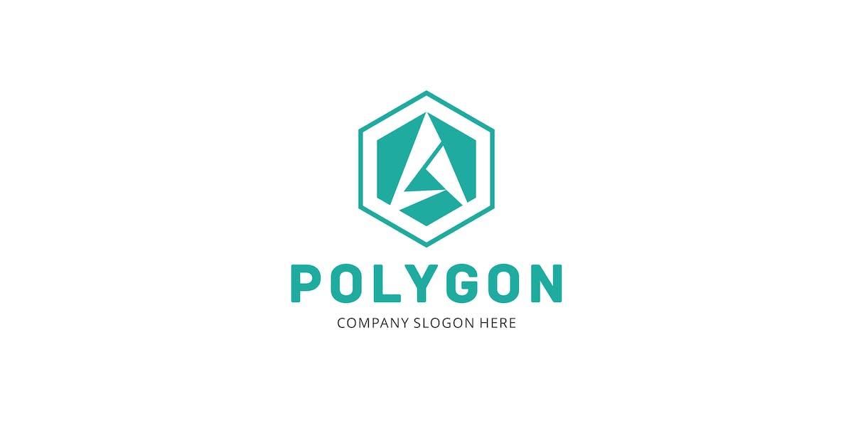 Download Polygon Letter A Logo by graphix_shiv