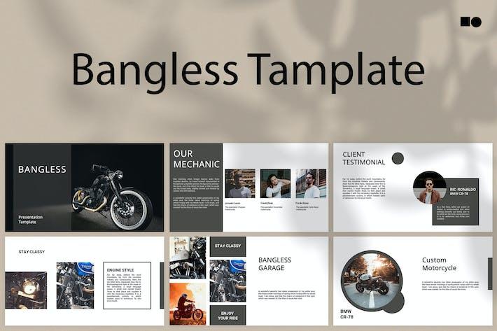 Thumbnail for Bangless - Keynote