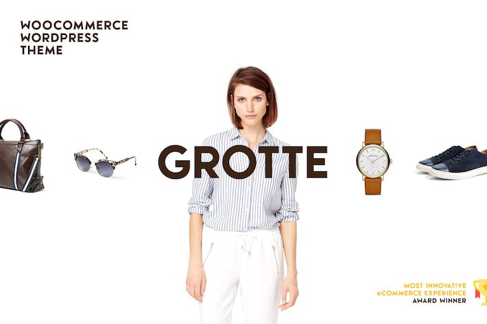 Grotte - WooCommerce Shop Thema