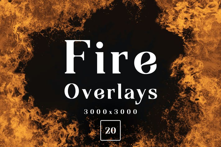 Thumbnail for Fire Overlays