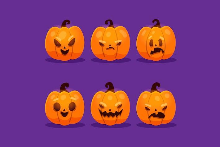 Thumbnail for Pumpkin Head Collection