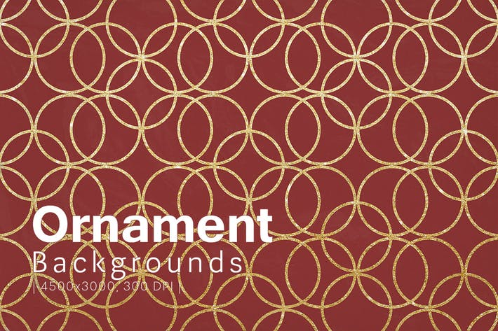 Cover Image For Ornament Backgrounds