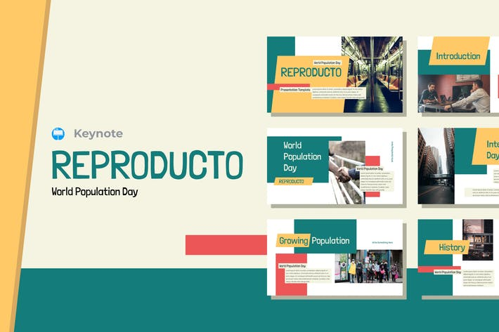 Thumbnail for REPRODUCTO - World Population Day Keynote Template
