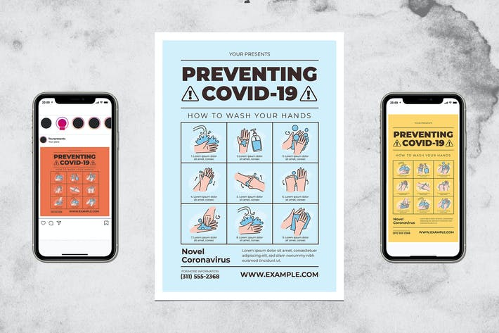 Thumbnail for Preventing Covid19-Wash Your Hand
