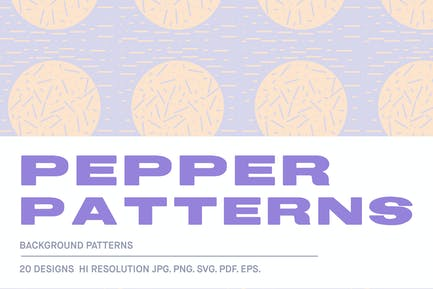 Pfeffer-Muster