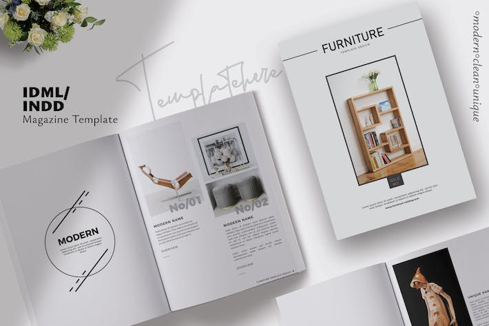 Thumbnail for Furniture Collection Lookbook