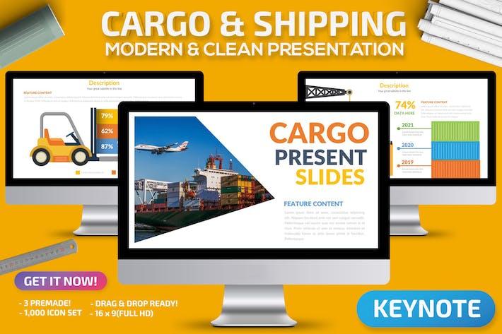 Thumbnail for Cargo & Shipping Keynote Presentation