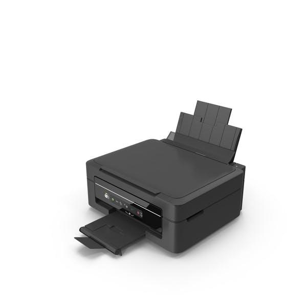 Комбинированный принтер и сканер