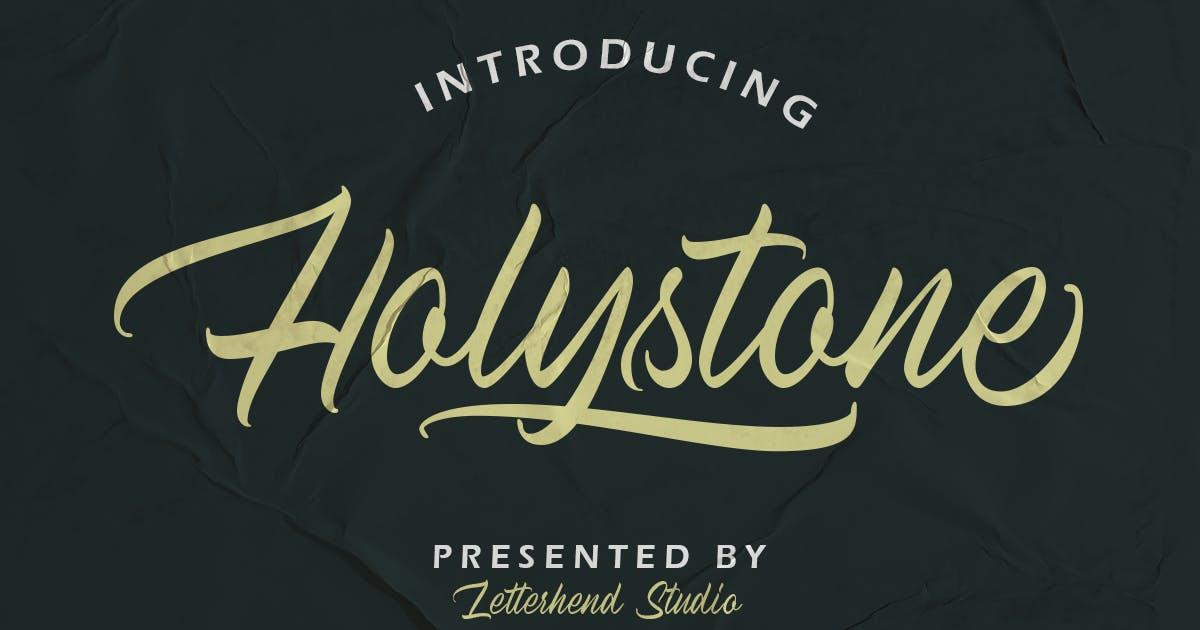 Download Holystone Script by letterhend