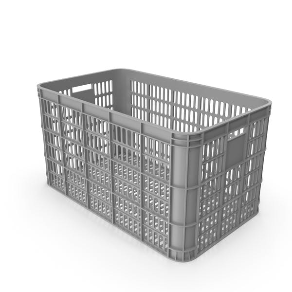 Cover Image for Plastic Crate