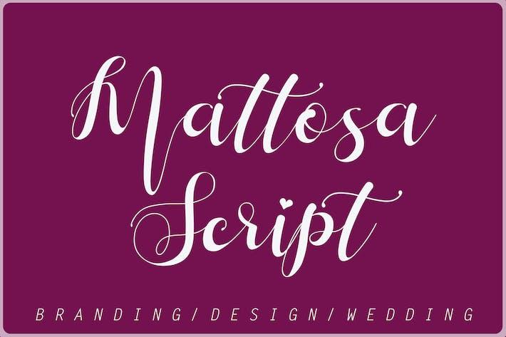 Thumbnail for Script Mattosa
