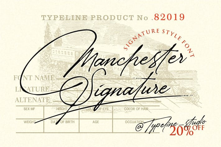 Thumbnail for Manchester Signature