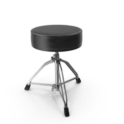 Drumhocker Round Seat