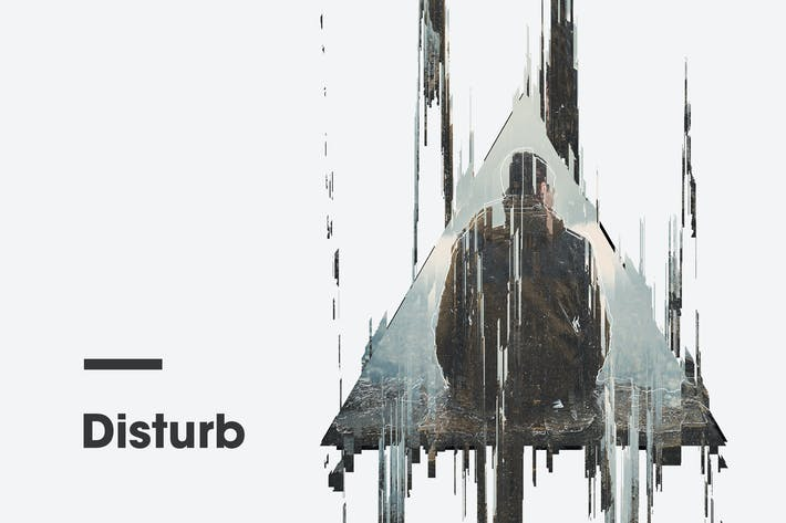 Disturb | Intense Distortion Effect