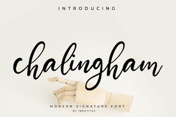 Cover Image For Chalingham Script