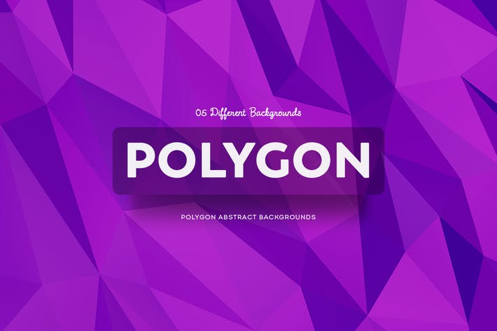 Thumbnail for Abstrakte Polygon-Hintergründe