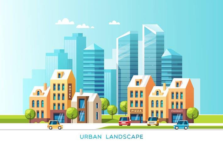 Thumbnail for Urban Landscape