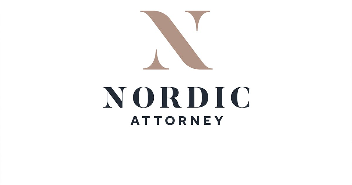 Download Nordic Attorney Logo Template by Mihis_Design