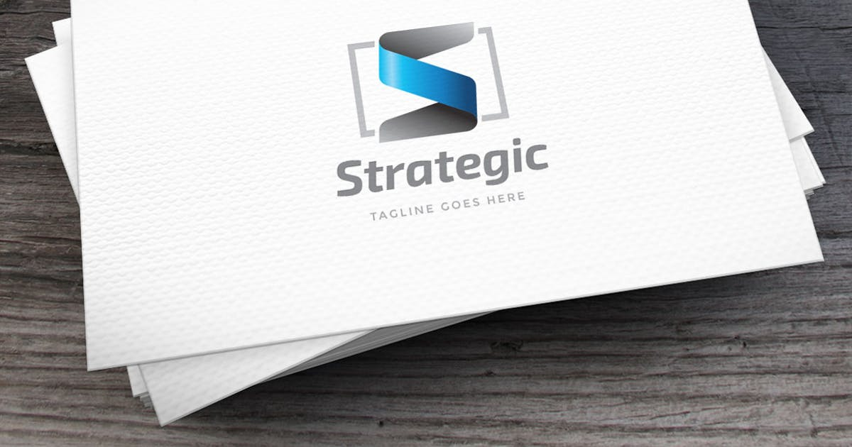 Download Strategic Letter S Logo Template by empativo