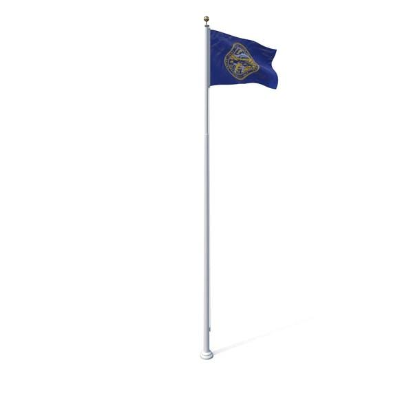 Флаг штата Небраска