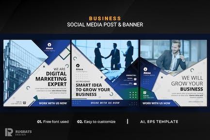 Business r10 Social Media