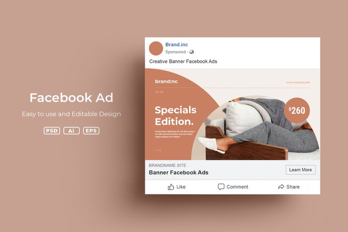 Thumbnail for ADL Facebook Ad v3.4