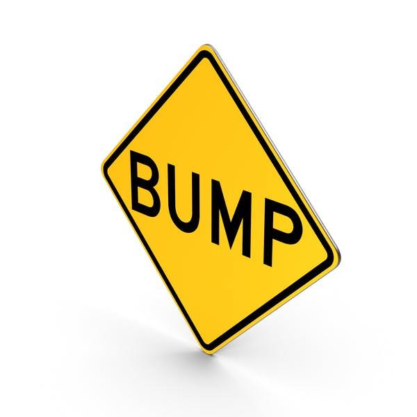 Thumbnail for Bump Road Sign