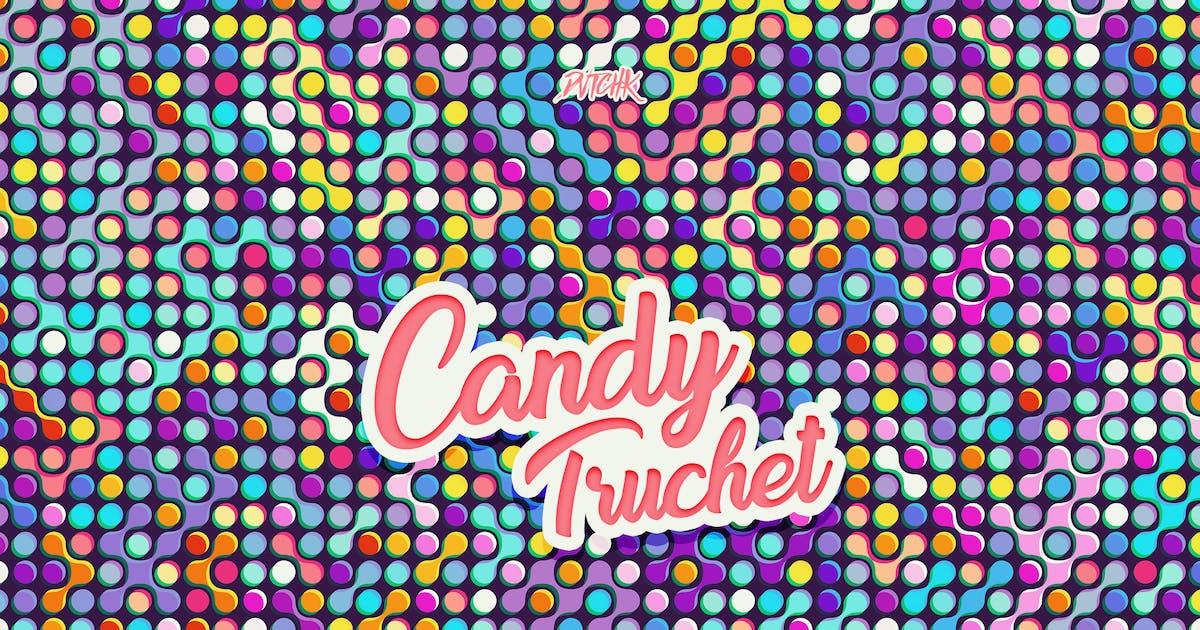 Download Candy Truchet Backgrounds by devotchkah
