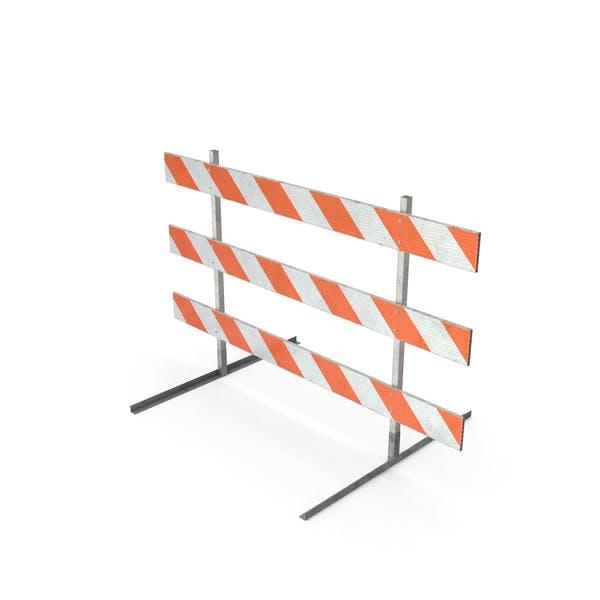 Barricade Type III DIRT