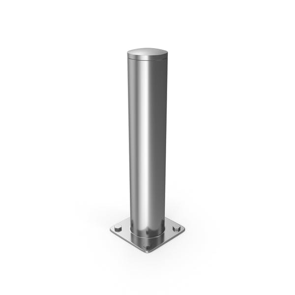 Chrome Safety Bollard