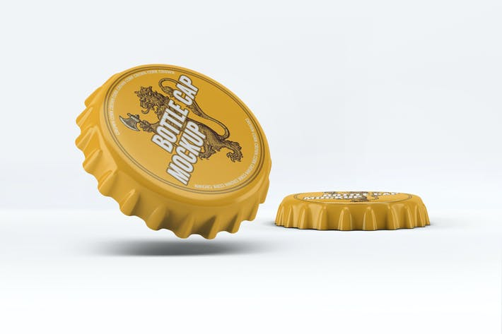 Thumbnail for Bottle Cap Mock-Up