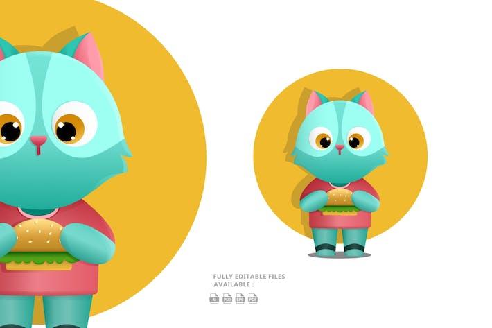Thumbnail for Cat Illustration