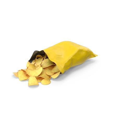 Картофельный чип мешок