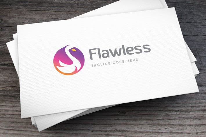 Thumbnail for Flawless Logo Template