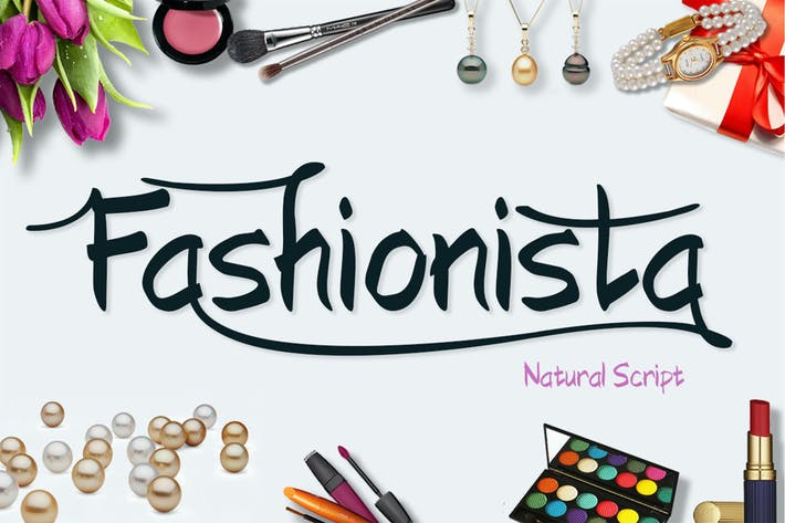 Thumbnail for Fashionista manuscrita