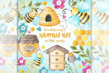 Bumble Bee design
