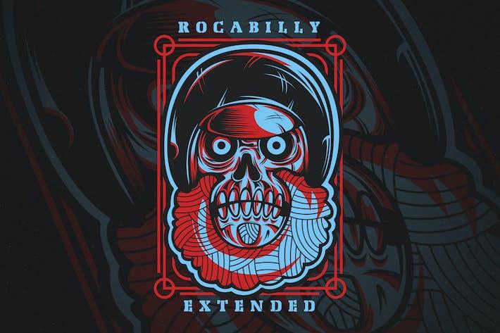 Thumbnail for Rockabilly Extendida