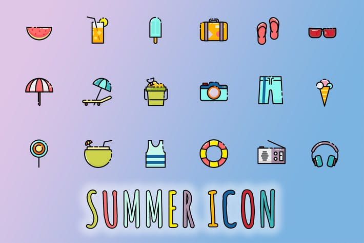 Thumbnail for Summer Icon