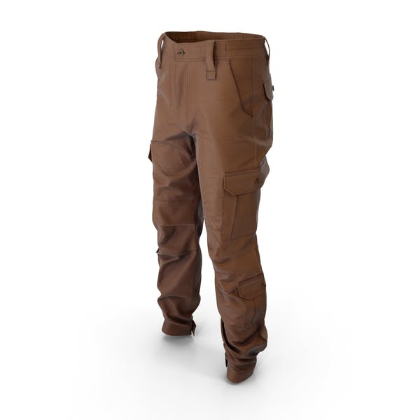 Hunting Pants Brown