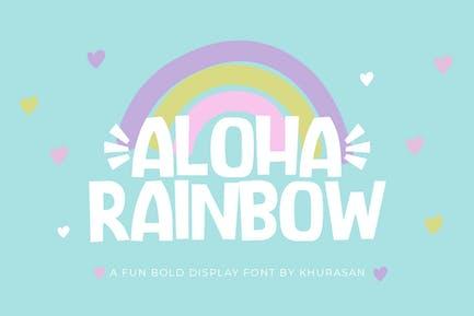 Aloha Rainbow