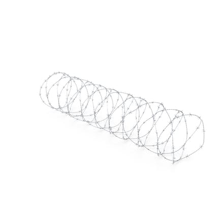 Razor Wire Obstacle