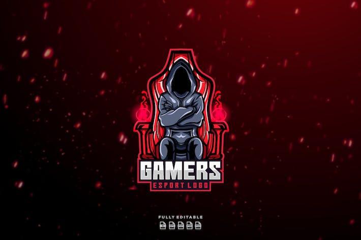 Thumbnail for Gamer Esports Chairs - Mascot & Esport Logo