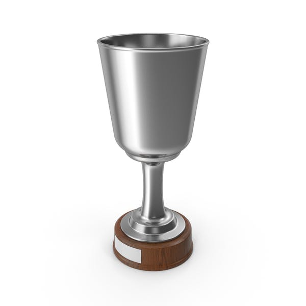 Trophy Cup Silver