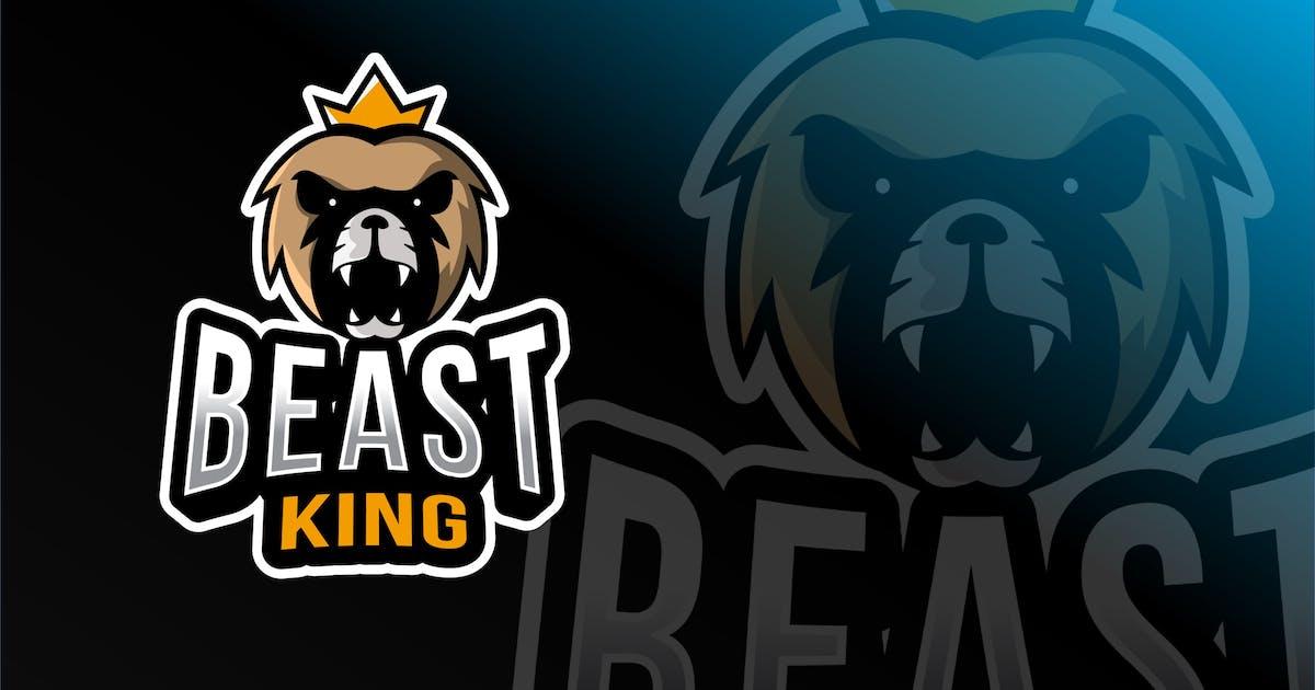 Download Beast King Esport Logo Template by IanMikraz