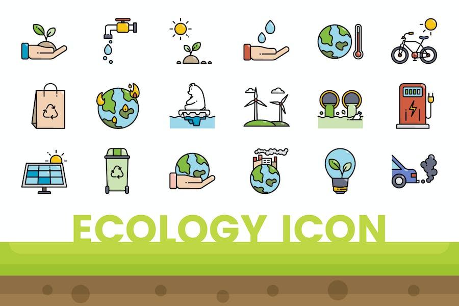 Ökologie-Symbol